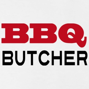 BBQ Butcher T-Shirts - Men's Tall T-Shirt
