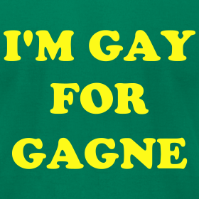 Design ~ I'm Gay for Gagne - Men's AA