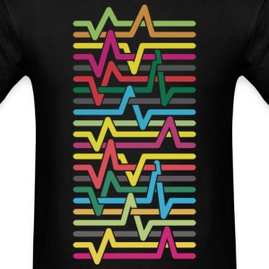 Justice - Sine Wave T-Shirts - Men's T-Shirt