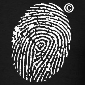 © Fingerprint T-Shirts - Men's T-Shirt