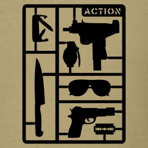 Action Man T-Shirts - Men's T-Shirt