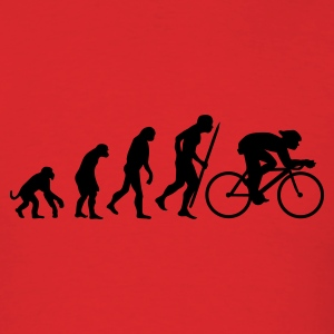 Evolution of cycling T-Shirts - Men's T-Shirt