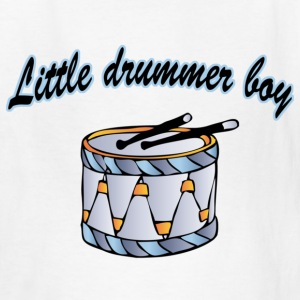 little drummer boy Kids' Shirts - Kids' T-Shirt
