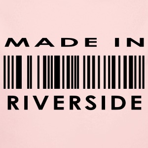 Made in Riverside  Baby Bodysuits - Long Sleeve Baby Bodysuit