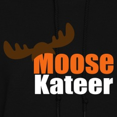 Moose-Kateer Hoodies