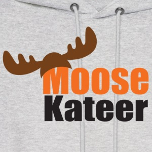 Moose-kateer (light) Hoodies - Men's Hoodie