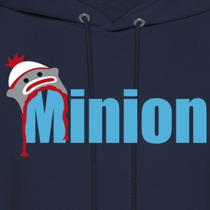 Minion (light blue) Hoodies - Men's Hoodie