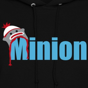 Minion (light blue) Hoodies - Women's Hoodie