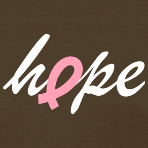 hope for breast cancer - Women's T-Shirt