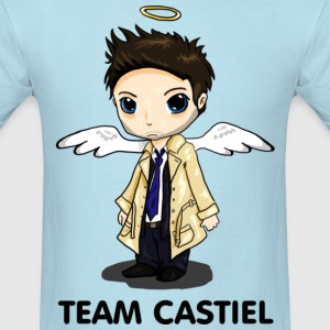Team Castiel (light) T-Shirts - Men's T-Shirt