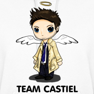 Team Castiel (light) Hoodies - Women's Hoodie