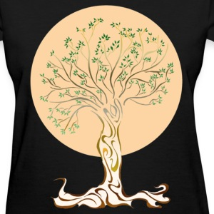 Tree of Life Women's T-Shirts - Women's T-Shirt