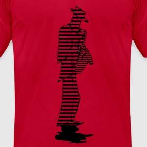 Jazzman T-Shirts - Men's T-Shirt by American Apparel