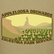 Design ~ Appleloosa Orchards (front & back)