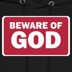 beware of GOD Hoodies