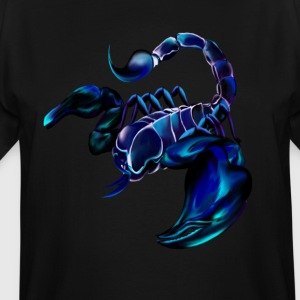 Black Scorpion - Men's Tall T-Shirt