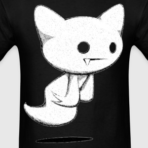 Ghost kitty - Men's T-Shirt