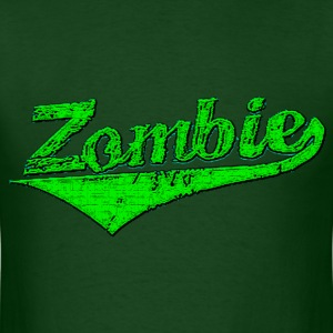 Team Zombie - Men's T-Shirt