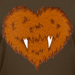 Wereheart women - Women's T-Shirt
