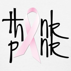 Think Pink Women's T-Shirts