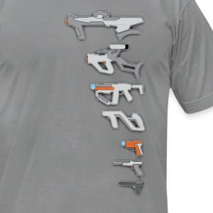GunPlay T-Shirts - Men's T-Shirt by American Apparel
