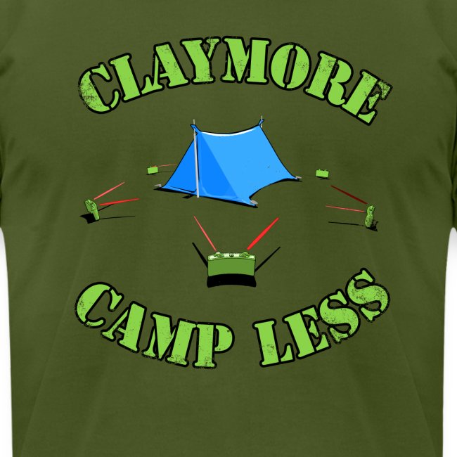 Claymore Camp less