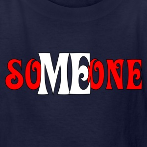 soMEone - Kids' T-Shirt