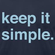 Design ~ Keep It Simple
