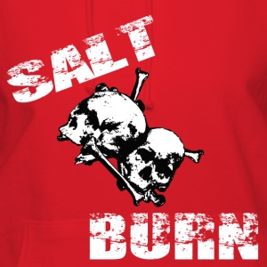 Salt and Burn Skullz 3  Hoodies - Women's Hoodie
