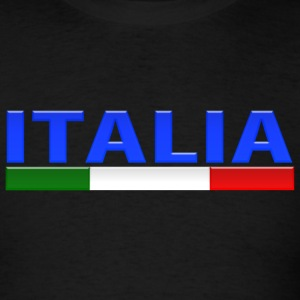 Italy Glass - Men's T-Shirt