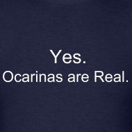 Design ~ Ocarinas are Real (Guys)