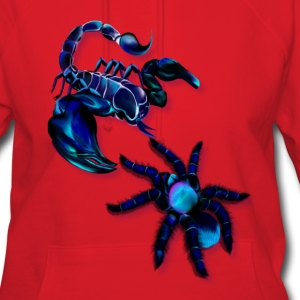 Dance Of The Arachnoids - Women's Hoodie