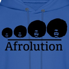 Afro Afrolution Hoodies