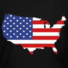 United States of America Long Sleeve Shirts