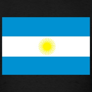 Flag of Argentina T-Shirts - Men's T-Shirt
