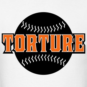 Giants Torture - T-Shirt - White - Men's T-Shirt