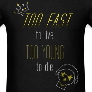 Big Bang - Too Fast, Too Young - Men's T-Shirt