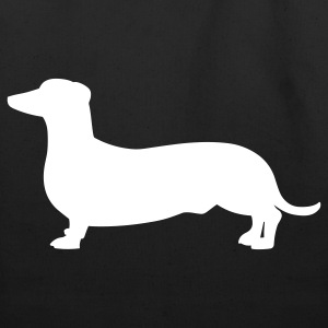 Dachshund Dog Bags  - Eco-Friendly Cotton Tote