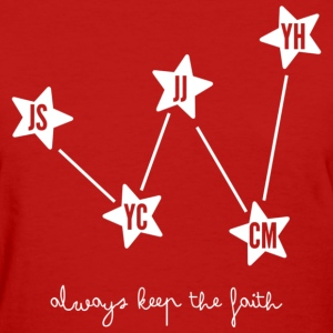 DBSK - Cassiopeia - Women's T-Shirt
