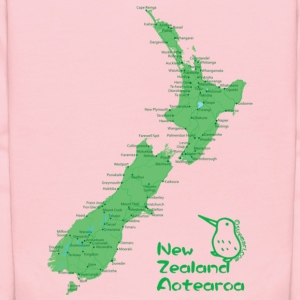 New Zealand's Map Sweatshirts - Kids' Hoodie