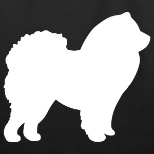 Chow Chow Dog Bags  - Eco-Friendly Cotton Tote