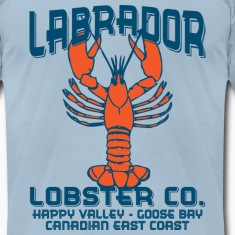 Labrador Lobster T-Shirts
