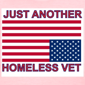 Homeless Vet 1 f - Women's T-Shirt