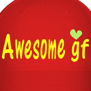 Awesome GF Baseball Cap - Baseball Cap
