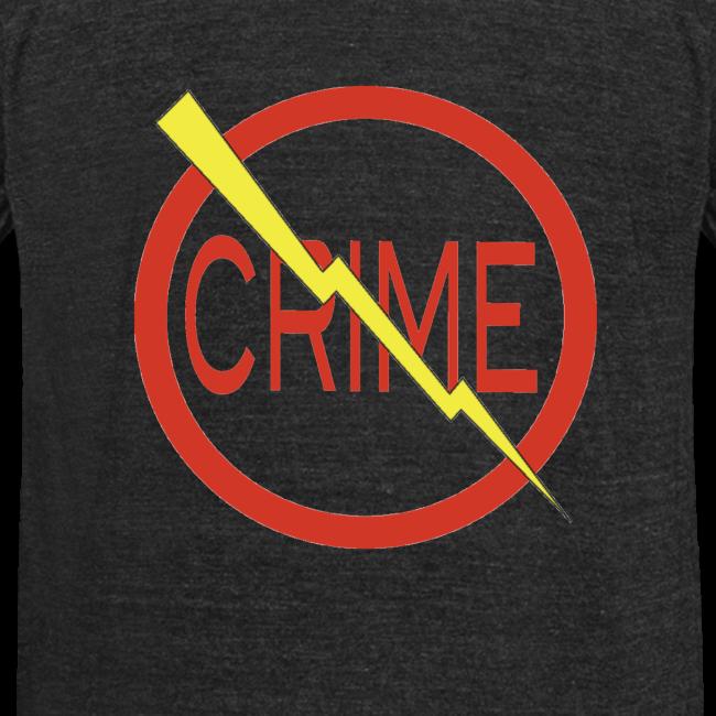 "Donald's 'Don't Do Crime"" Design (Front & Back)"
