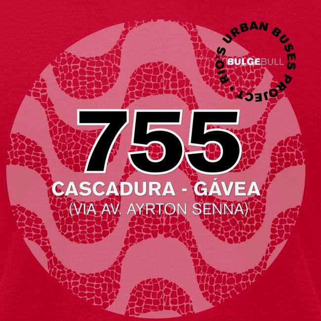 BULGEBULL 755 CASCADURA - GÁVEA