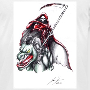 reaper T-Shirts - Men's T-Shirt by American Apparel
