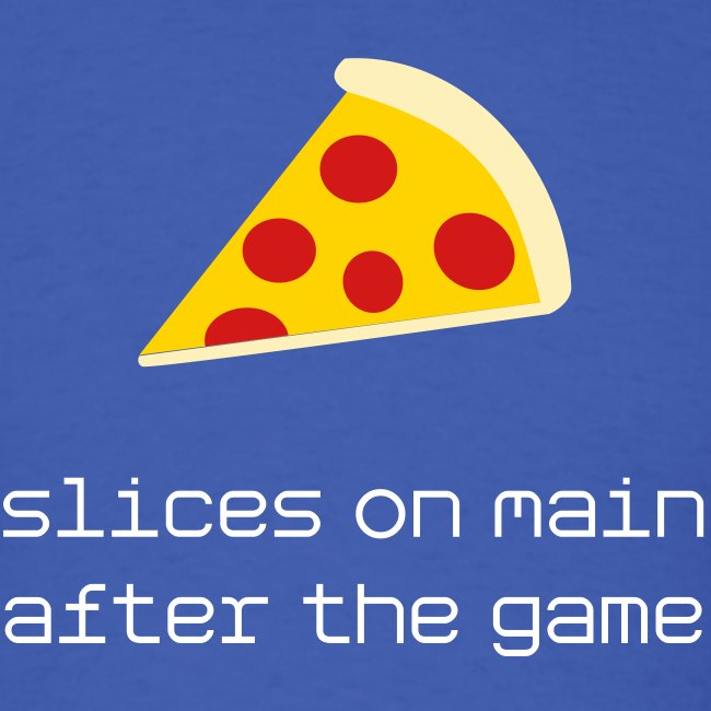 Slices on Main after the game