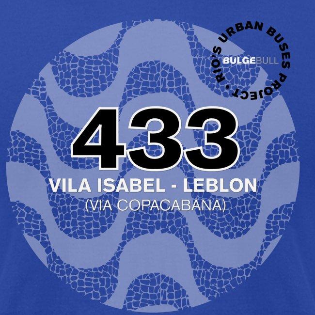 BULGEBULL 433 VILA ISABEL-LEBLON