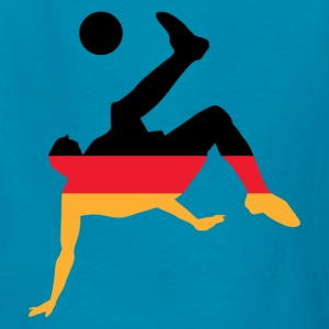 soccer germany us Kids' Shirts - Kids' T-Shirt